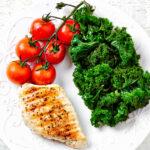 Chicken, Kale & Mushroom pies
