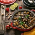 Beef Massaman Soup Marroc Style